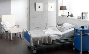 Camera ospedaliera, Alloggio