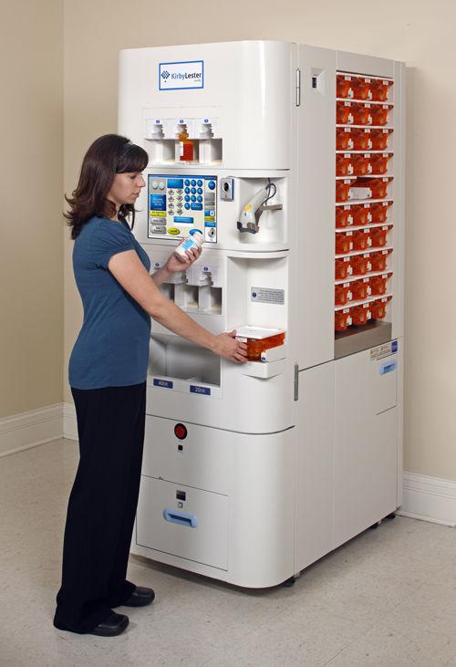 Distribuzione Farmaci Cerco Lavoro.Sistema Automatizzato Di Distribuzione Di Farmaci Per Farmacie