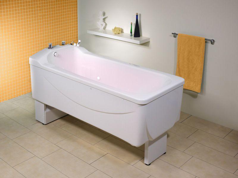 Dimensioni Altezza Vasca Da Bagno : Vasca da bagno ospedaliera elettrica regolabile in altezza