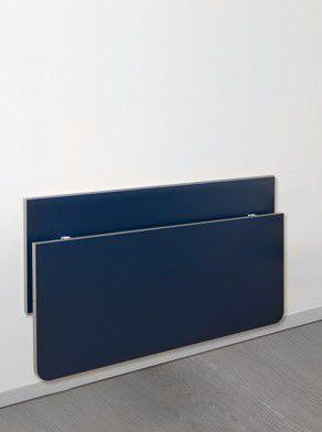 Tavolo da pranzo / rettangolare / pieghevole / a muro - 051S161 ...