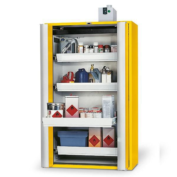 armadio di sicurezza / per prodotti infiammabili / da laboratorio