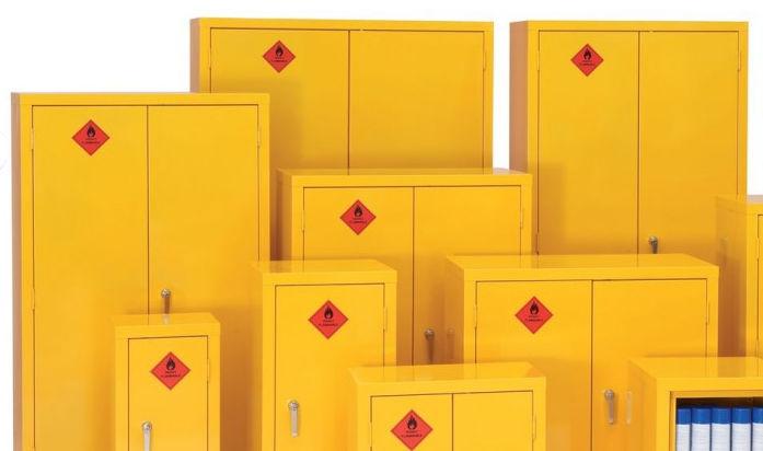 armadio di sicurezza / per prodotti infiammabili / per prodotti