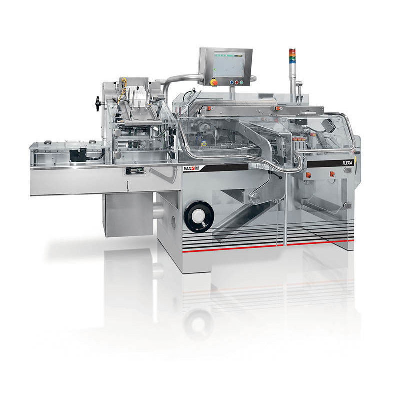 000ec7be9d8 inscatolatrice modulare   automatica   a moto continuo   controllata da  computer - FLEXA