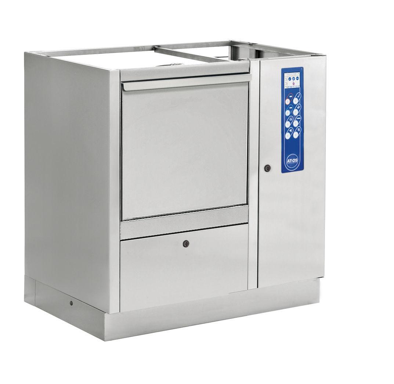 Lavatrice Disinfettatrice Per Padelle / Da Terra / Con Pompette Dosatrici  Per Lu0027addolcimento Dellu0027acqua / Con Generatore Di Vapore   AF2.90 970/860