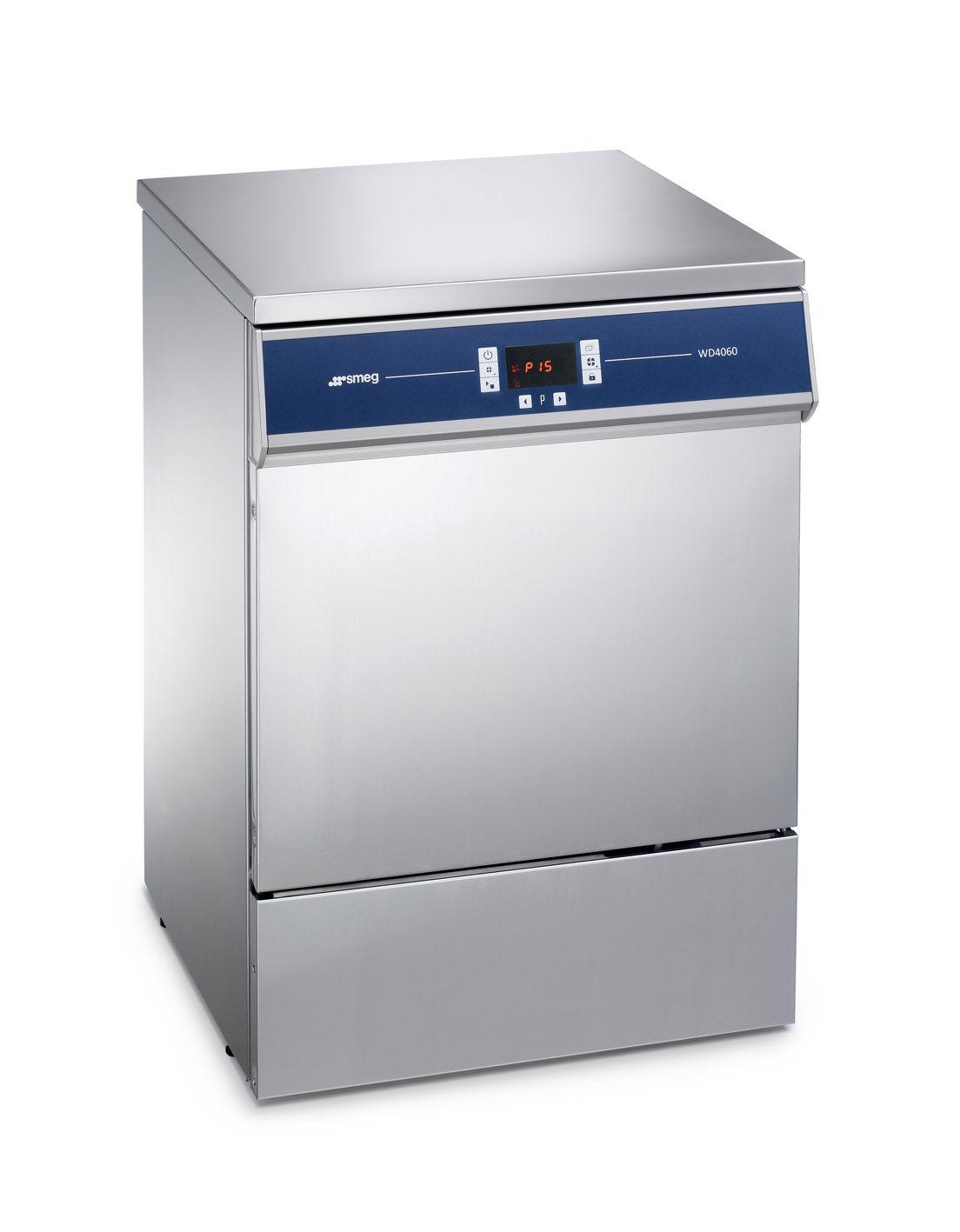 Lavatrice Disinfettatrice Con Generatore Di Vapore / Con Pompette Dosatrici  Per Lu0027addolcimento Dellu0027acqua / Con Asciugatura Ad Aria Calda   WD4060