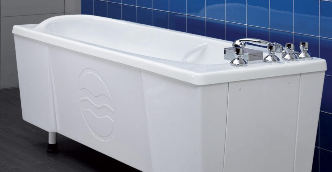 Vasca Da Bagno Perde Acqua : Vasca da bagno ospedaliera manuale unbescheiden