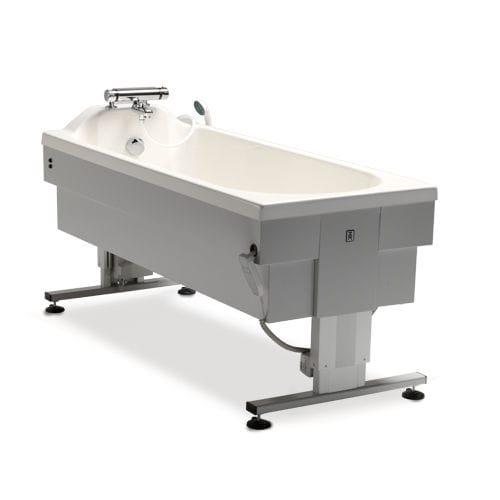 Vasca Da Bagno Altezza : Vasca da bagno ospedaliera elettrica regolabile in altezza tr