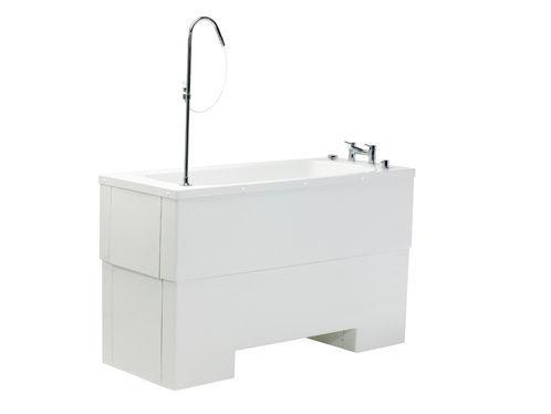 Vasca Da Bagno Altezza Standard : Vasca da bagno ospedaliera elettrica regolabile in altezza
