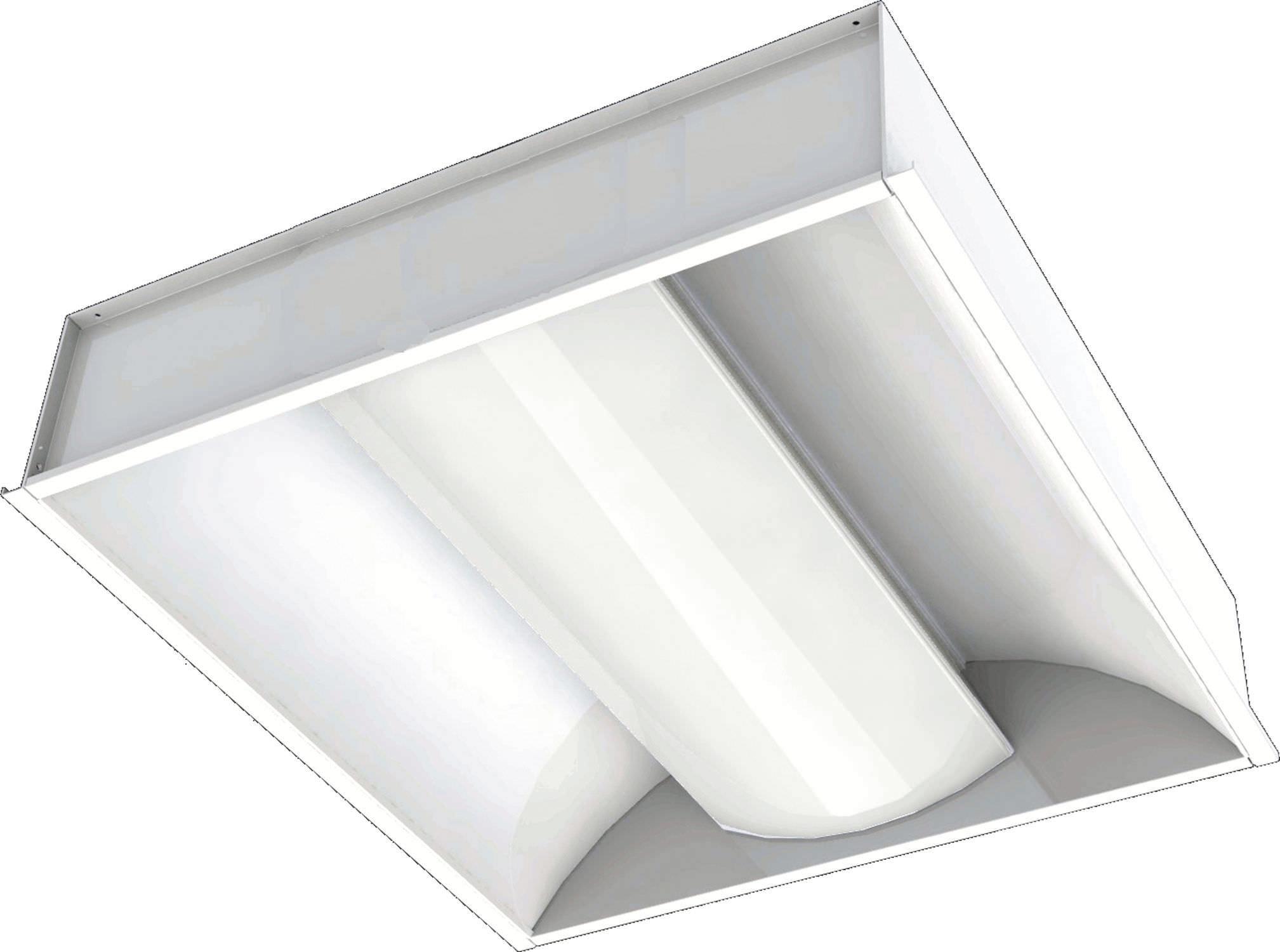 Illuminazione da incasso per ospedale a soffitto a lampada