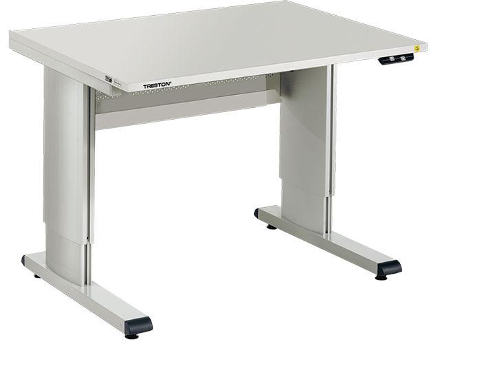 Altezza Banco Di Lavoro Ergonomia : Tavolo da lavoro di confezionamento rettangolare ad altezza
