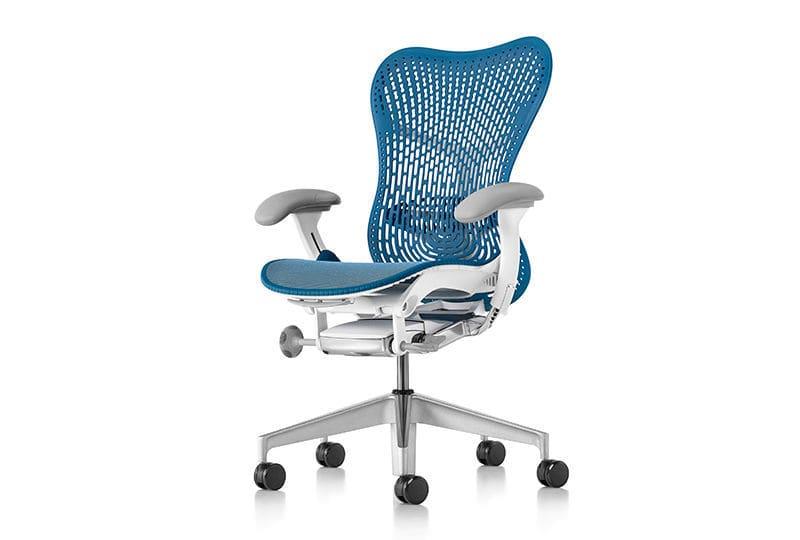 Sedia da ufficio con schienale alto con braccioli con