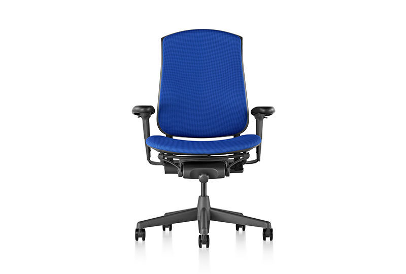Sedia da ufficio con braccioli con rotelle ad altezza