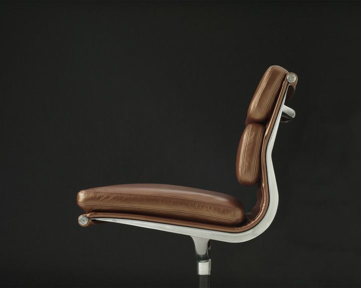 Sedie Ufficio Eames : Sedia da ufficio con schienale alto con rotelle con