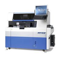 Sistema di automazione di laboratorio per smistamento di provette / di decapsulazione di tubi