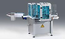 Macchina per imballaggi automatica / a pavimento / formatrice-riempitrice-sigillatrice / per l'industria medica