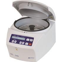 Centrifuga da laboratorio / a ematocrito / da banco / ad alta velocità