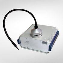 Fonte di luce in fibra ottica / per microscopi / alogena / a luce fredda