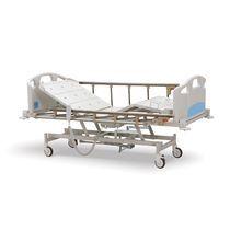 Letto per ospedale / elettrico / ad altezza regolabile / con sistema di bloccaggio delle ruote