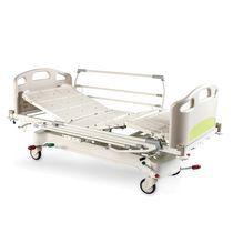 Letto per ospedale / idraulico / Trendelenburg / con sistema di bloccaggio delle ruote