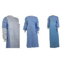 Camice lungo chirurgica / sterile / monouso