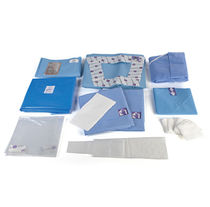 Kit medico per chirurgia generale / per chirurgia ginecologica / per paziente