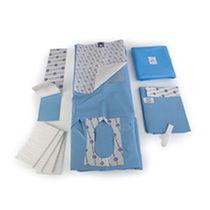 Kit medico per chirurgia generale / per chirurgia laparoscopica / per paziente