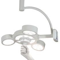 Lampada scialitica a soffitto / a LED / con pannello di controllo