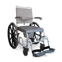 Sedia a rotelle passiva / da doccia