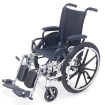Sedia a rotelle pediatrica / passiva / da esterno / da interno