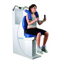 Stazione per esercizi muscolari crunch addominale / riabilitazione