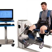 Esercitatore ginocchio / assistito da computer