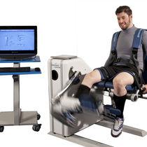 Esercitatore arti inferiori / assistito da computer