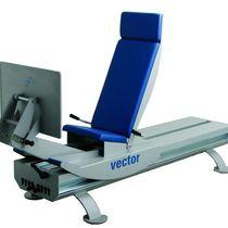 Stazione per esercizi muscolari pressa per gambe / riabilitazione