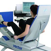 Stazione per esercizi muscolari pressa per gambe / per riabilitazione