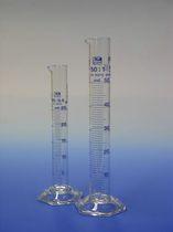 Cilindro graduato in vetro borosilicato