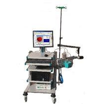 Monitor per paziente computerizzato / ambulatoriale / per manometria gastrointestinale / su carrello