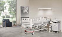 Letto per ospedale / elettrico / Trendelenburg / ad altezza regolabile