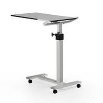 Tavolino servitore ad altezza variabile / con rotelle
