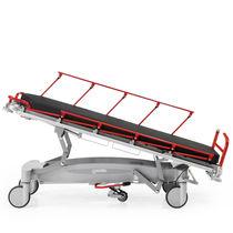 Barella con carrello da trasporto / di emergenza / pneumatica / Trendelenburg