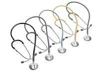 Stetoscopio a padiglione singolo / in alluminio
