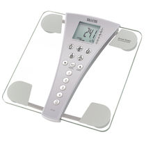 Analizzatori di composizione corporea per misurazione del grasso / con display LCD
