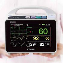 Monitor per paziente per terapia intensiva / ECG / TEMP / etCO2