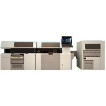 Sistema di automazione di laboratorio pre-analitica / post-analitica / con lettore di codici a barre / con touch screen