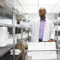 Sistema di gestione delle scorte / da laboratorio