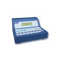 Contatore di cellule ematiche automatico / da banco / digitale / con 8 tasti di ingresso