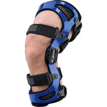 Ortesi per ginocchio / per stabilizzazione dei legamenti del ginocchio / articolata