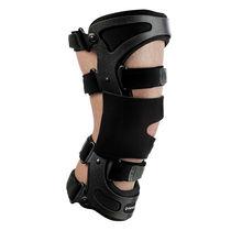 Ortesi per ginocchio / per stabilizzazione della rotula / distrazione del ginocchio / articolata