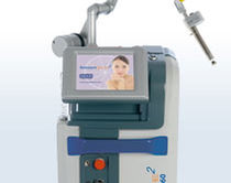 Laser per chirurgia ginecologica / al CO2 / su carrello