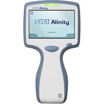 Analizzatore POC multiparametrico / di sangue / portatile / con touch screen