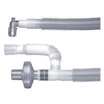 Circuito respiratorio pediatrico / semi-aperto